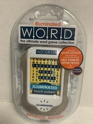 New Techno Source Illuminated Word Ultimate Game Collection Handheld Stylus Pen