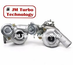 Td04 Twin Turbo Charger For 3000gt Vr4 Vr-4 91-99 Stealth R/t 91-96