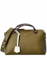 Fendi By The Way Medium Leather Shoulder Bag Womenand039s