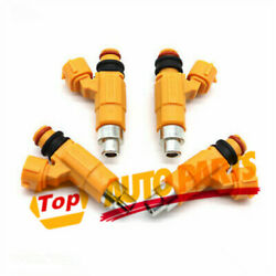 New 4 Pcs Fuel Injectors 63p137610000 For Yamaha F150 Outboard 2004-2013