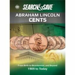 Whitman Search And Save Abraham Lincoln Cents—from Birth To Bicentennial And Bey