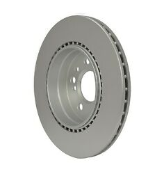 For Mercedes-benz S500 S420 S600 500sel Rear Set Of 2 Disc Brake Rotor