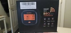 Inkbird Wifi Bbq Meat Thermometer Ibbq4t Digital Rechargeable Grill Smoker