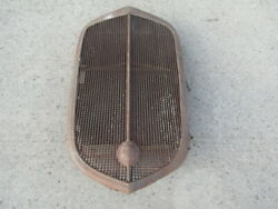 34 35 1934 1935 Chevy Pickup Truck Grill Grille Surround And Insert And Radiator