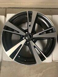 19 2018 Audi Rs3 Factory Oem Dynamic Package Bbs Wheels Staggered
