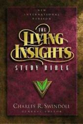 The Living Insights Study Bible