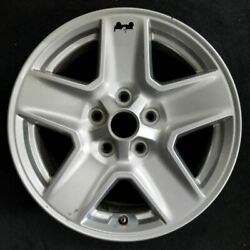 17and039and039 Sliver Jeep Gladiator 2020 Oem Factory Original Alloy Wheel Rim 9235