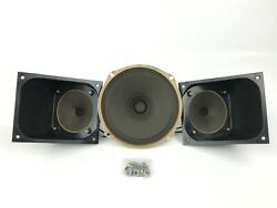 Rca Victor Orthophonic High Fidelity 6-hf-5 Replacement Speaker Set, Working