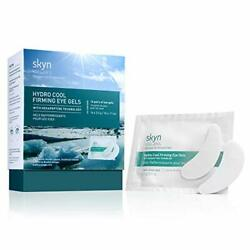 Hydro Cool Firming Eye Gels Under-eye Gel Patches To Firm Tone And 16 Count
