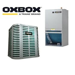 Oxbox A Trane Brand 2.5 Ton 14.0 Seer Air Conditioning System W/front Return