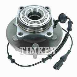 For Ford Expedition Rear Set Of 2 Wheel Bearing And Hub Assembly Timken Sp550203