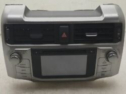 Audio Equipment Radio Display And Receiver Am-fm-cd Fits 16 4 Runner 194980