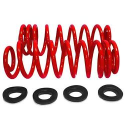 For Hummer H2 Rear Air Spring To Coil Spring Conversion Kit Westar Ck7839