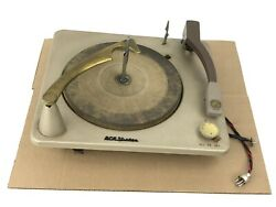 Rca Victor Orthophonic High Fidelity 6-hf-5 Table Assembly For Restoration