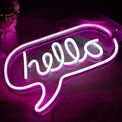 Led Neon Signs For Room Decor - Art Neon Light Used For Wall Decor, Led Lights F