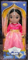 Disney Animators' Collection It's A Small World Singing India Doll