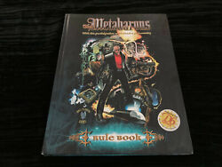The Metabarons Hardcover Rulebook West End Games Rare 2001