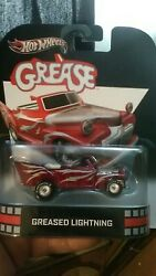 Hot Wheels Retro Entertainment Grease Lighting Car