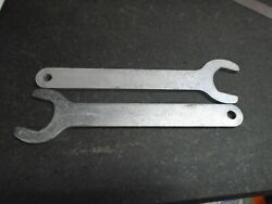 Porter Cable 1 1/8 New Collet Wrench Set