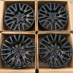 18 K Style Wheels Rims Fits For 1990-2016 Land Rover Defender 110 90 5x165.1