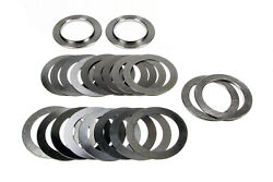 Yukon Gear And Axle Super Carrier Shim Kit - Fits Ford 8.8 And Gm 12 Bolt Sk Ss12