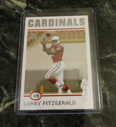 2004 Larry Fitzgerald Topps Rookie Card 360