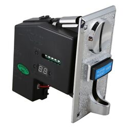 Multi Coin Acceptor Selector For Mechanism Vending Machine Mech Arcade Game G1