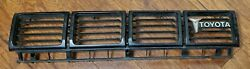 79 80 81 Toyota Pickup Truck Hilux Toyota Grille Grill Oem