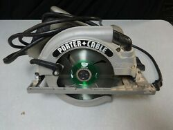 Porter Cable 7-1/4 Heavy Duty Double Insulated Circular Saw 324mag