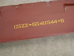 1964 1/2 1965 Nos Mustang Rear Valance Panel Without Taillights Red Oxide