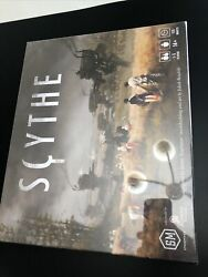Scythe Competitive Strategy Historical Board Game Stonemaier Games Stm600 082