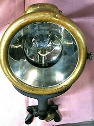 Carbide Searchlamp Model T Ford Speedster Fire Truck Mack Ab Ac Bulldog