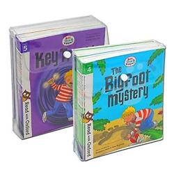 Biff Chip And Kipper Stage 4 - 5 Read With Oxford 5+ 32 Phonics Books Collect