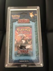 Pokemon Ex Power Keepers Blister Pack Sealed Aggron Trusted Seller