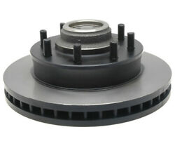 Disc Brake Rotor And Hub Assembly-specialty - Truck Front Raybestos 580065