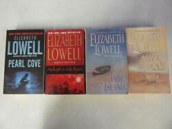 Complete Set Of 4 Elizabeth Lowell Romance Books Donovanand039s Series Amber Beach