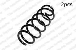 For Mazda 6 Rear Set Of 2 Coil Spring Exc. Leveling Control Lesjofors 4255441