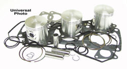 2002-2004 Yamaha Sx Viper Snowmobile Wiseco Topend Rebuild Kit 69mm