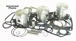 2004 Yamaha Venture 700 Snowmobile Wiseco Topend Rebuild Kit 69mm