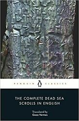 The Complete Dead Sea Scrolls In English Seventh By Geza Vermes Paperback New