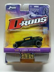 Jada Toys D-rods 2006 Wave 3 Andlsquo32 Ford Pickup Brand New Super Rare 164