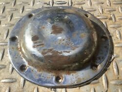 Harley-davidson Knucklehead Flathead Panhead Engine Primary Dimple Derby Cover