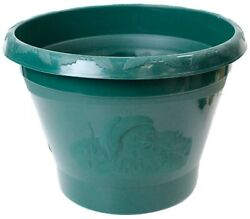 Large Christmas Tree Pot Stand Tub Bucket Real Xmas Trees 12cm Thick / 7ft Green