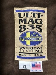 Rare Mossberg Ulti-mag 835 Waterfowl Systems Vest Xl Dupont