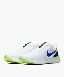 New Nike Menand039s Tr Running Sneakers Size 10.5 White/race Blue