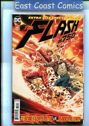 The Flash And039s 750-760 Cover A 1st Print - Dc Universe