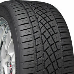 4 New Continental Extreme Contact Dws06 Plus 285/30-20 99y 88363