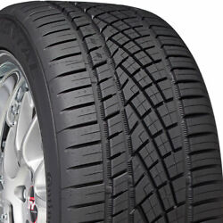 4 New Continental Extreme Contact Dws06 Plus 265/35-19 98y 88344
