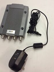 Axis Communications Video Encoders P7214 W/power Adapter