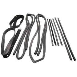 Sweep Belt, Glass Run Window Channel And Door Seal Kit For 67-72 Chevy Pickup